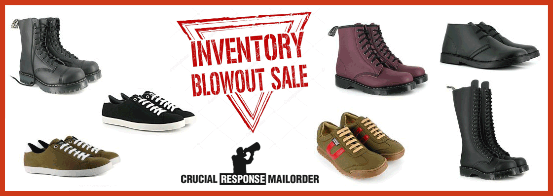 Shoe Blow Out Sale