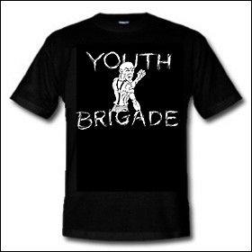 Youth Brigade - Skinhead Shirt