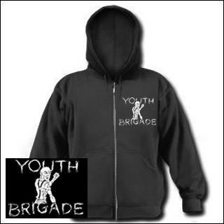 Youth Brigade - Skinhead Zipper