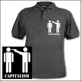 Capitalism - Polo Shirt