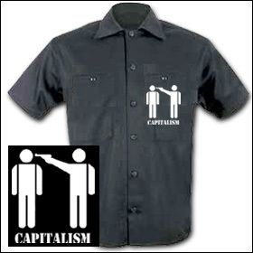 Capitalism - Workershirt