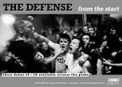 The Defense - From The Start Poster