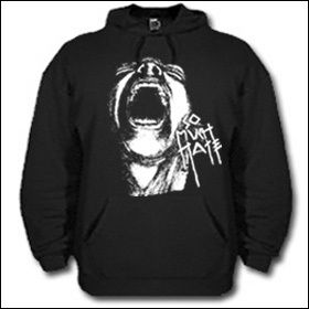 So Much Hate - Hooded Sweater