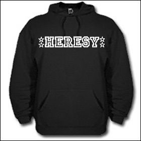 Heresy - Mosh Team Hooded Sweater