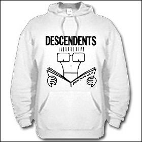 Descendents - Everything Sucks Hooded Sweater