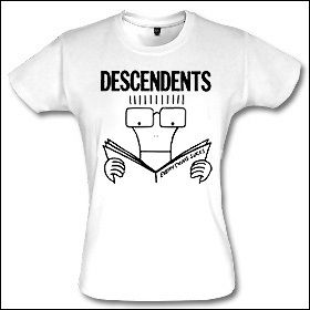 Descendents - Everything Sucks Girlie Shirt