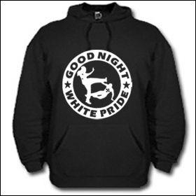 Good Night White Pride - Hooded Sweater