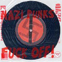 Dead Kennedys - Nazi Punks Fuck Off 7