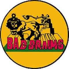 Bad Brains - Button