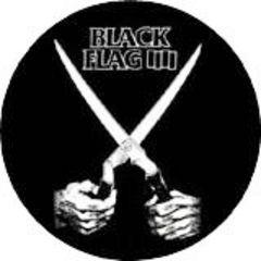 Black Flag - Everything Went Black Button