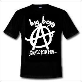 Big Boys - Skate For Fun Shirt