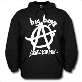 Big Boys - Skate For Fun Hooded Sweater