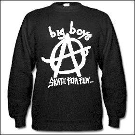 Big Boys - Skate For Fun Sweater