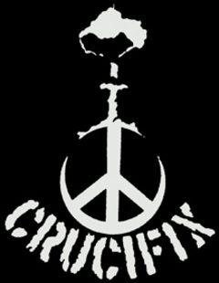Crucifix - Bomb Aufnäher
