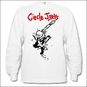 Circle Jerks - Skanking Kid Sweater
