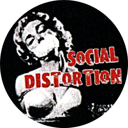 Social Distortion - Button