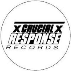 Crucial Response - Logo Button