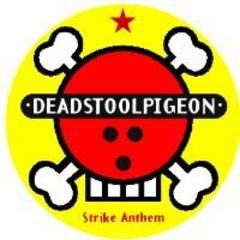 DeadStoolPigeon - Strike Anthem Button