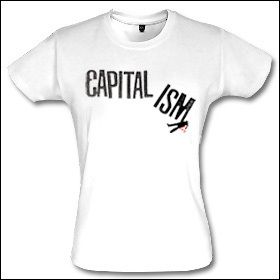 Capitalism - Ism Girlie Shirt
