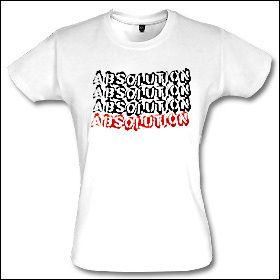 Absolution - Logo Girlie Shirt