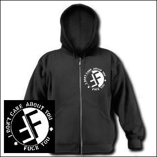 Fear - Fuck You Zipper