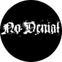 No Denial - Logo Button