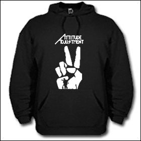Attitude Adjustment - Victory Hooded Sweater