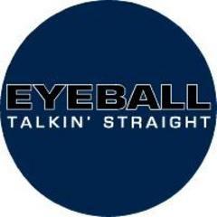 Eyeball - Talkin' Straight Button