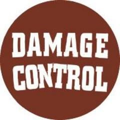 Damage Control - Logo Button