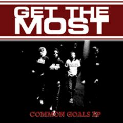 Get The Most - Common Goals CD