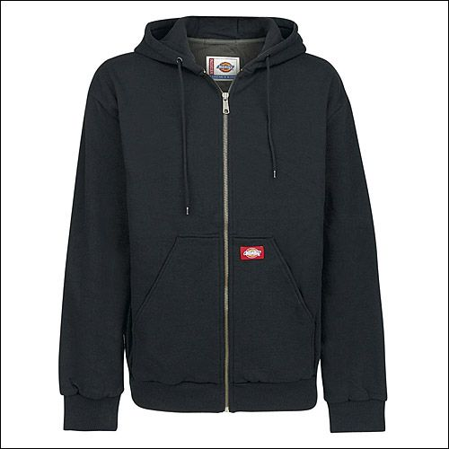 Dickies Kingsley Hooded black