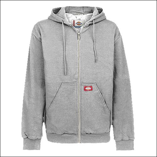 Dickies Kingsley Hooded aschgrau