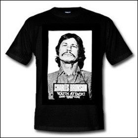 Charles Bronson - Youth Attack Shirt