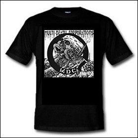 MDC - Multi-Death Corporations Shirt