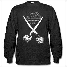 Black Flag - Everything Went Black Sweater