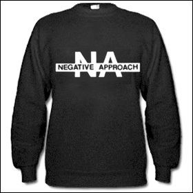 Negative Approach - Logo Sweater
