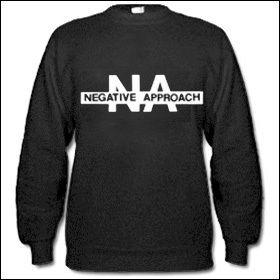 Negative Approach - Logo Sweater