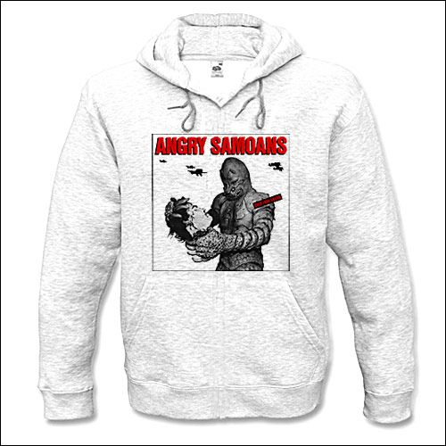 Angry Samoans - Back From Samoa Hooded Sweater