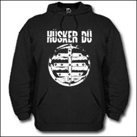 Hüsker Dü - Logo Hooded Sweater