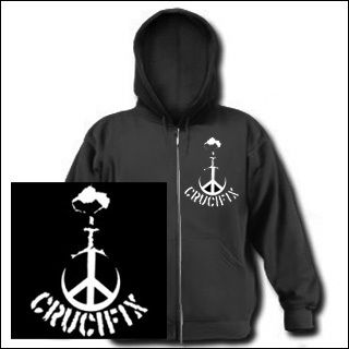 Crucifix - Bomb Zipper