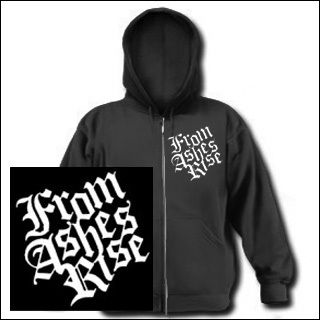 From Ashes Rise - Logo Zipper