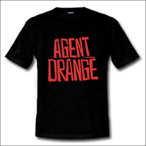Agent Orange - Logo Shirt
