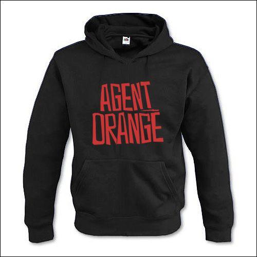 Agent Orange - Logo Hooded Sweater