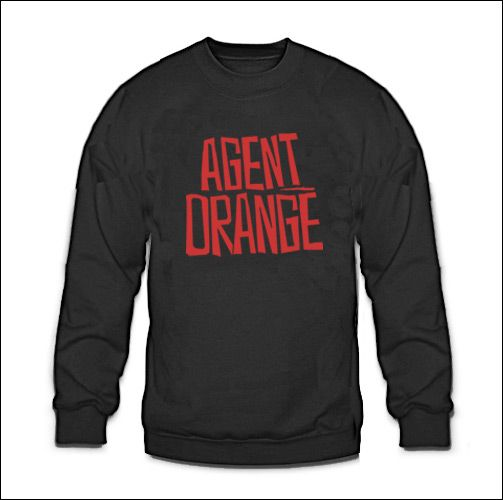 Agent Orange - Logo Sweater