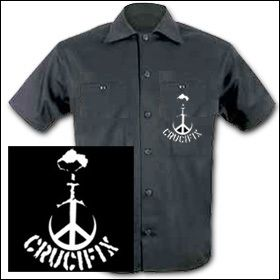 Crucifix - Bomb Workershirt