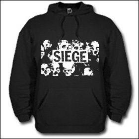 Siege - Hooded Sweater