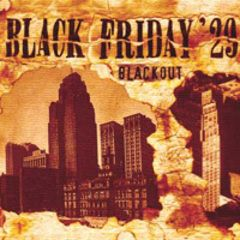 Black Friday '29 - Blackout CD