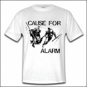 Cause For Alarm - Shirt