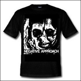 Negative Approach - Exorzist Shirt