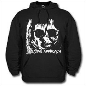 Negative Approach - Exorzist Hooded Sweater